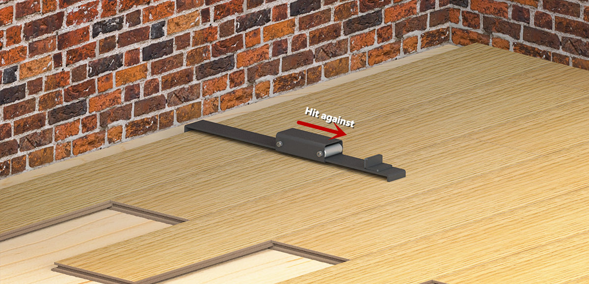 Professional Heavy Duty Pull Bar And Pry Bar For Hard Flooring